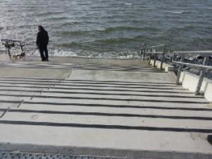 Treppe-in-die-Nordsee