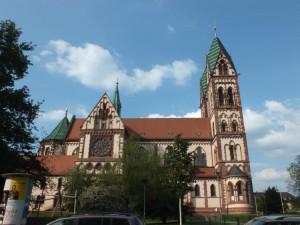 Freiburg, Herz  Jesu Kirche