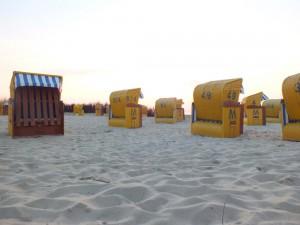 Ruhe am Strand